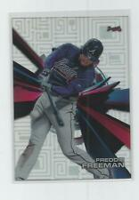 2015 Topps High Tek  FREDDIE FREEMAN  Circuit Board Pattern 3