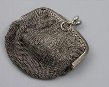 Porte  mon  gastrointestinales plata 800 Mesh cadenas camisa para 1900