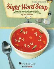 Sight Word Soup: Essential Learning through Music, Movement and Interactive Tech