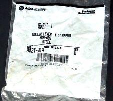 NEW ALLEN BRADLEY 802T-W1A ROLLER LEVER NON-ADJ STEEL 1.5'' RADIUS, SER. B