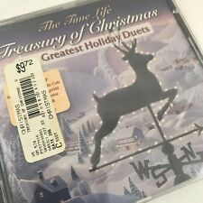 Time Life Treasury of Christmas The Greatest Holiday Duets CD New Sealed 2006