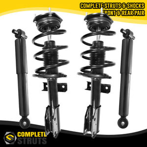 Shocks,SCITOO Rear Gas Struts Shock Absorbers Fit for 2008 2009 2010 2011 2012 Buick Enclave,2009 2010 2011 2012 Chevy Traverse,2007-2011 GMC Acadia,2007-2009 Saturn Outlook 349125 37315 Set of 2