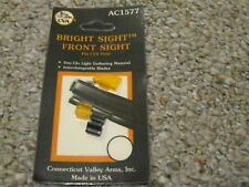 CVA Thompson Center Traditions Knight Front Sight Interchangeable Blade or Bead
