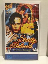 STRICTLY BALLROOM ~ PAUL MERCURIO & TARA MORICE ~ VHS VIDEO ~ BRAND NEW & SEALED