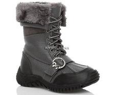 Calzado de niña Botas, botines gris
