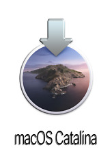 Apple macOS OS X Catalina Bootable System Recovery Bundle