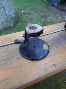 MIGNON D.R.P. Bleistiftanspitzer, Spitzmaschine, german pencil sharpener,um 1900