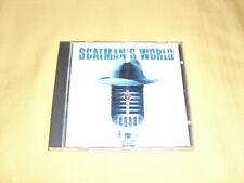 JOHN SCATMAN - Scatman's World CD Album Electro House 1995