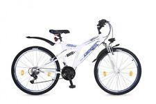 26 Zoll Kinderfahrrad Mountainbike Kinder Fahrrad Rad Bike Jugendfahrrad Viper Blauweiss