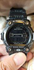 Casio G-Shock GW7900B-1 Watch Tough Solar Multiband 6 Atomic Moon Phase Tide