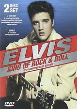 Elvis Presley - The King of Rock And Roll (75th Anniversary Edition) DVD