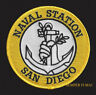 US NAVAL STATION SAN DIEGO PATCH USS US NAVY VETERAN PIN UP NS GIFT