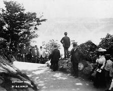 President William McKinley at Niagara Falls New York 1901 New 8x10 Photo