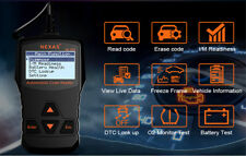 OBD2 NL100 Read & Clear Codes Code Reader Live Data Check Engine Light Scanner