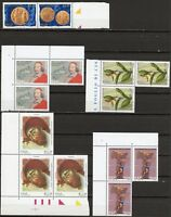 ITALY LOT OF LATE DATE STAMPS FACE VALUE 47.05 EUROS($57.40)  MINT NH