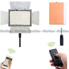 Yongnuo YN-900 LED Video Light Lamp 3200K-5500K for Camera Camcorder APP Control