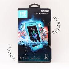LifeProof FRE iPhone 7 Plus iPhone 8 Plus Waterproof Case Blue Teal Orange New