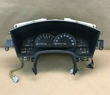 2004 2005 Cadillac XLR Speedometer BVLGARI Cluster Assembly MPH 25,341 Miles OEM