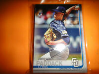 PADRES COMPLETE TEAM SET, SERIES 1, 2 & UPDATE (36 CARDS), 2019 TOPPS BASEBALL