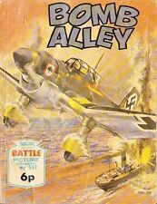 A Fleetway Battle Picture Library Pocket Comic Book Magazine #557 BOMB ALLEY