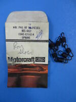 """5 NEW OEM PIECES FORD /""""RING/"""" PART 383163-S NOS FREE SHIPPING"""