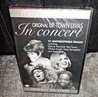 Legends On Stage - Original Up-Town Divas In Concert (DVD, 2005) SEALED