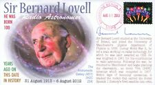 COVERSCAPE computer designed 100th anniversary birth of Sir Bernard Lovell cover