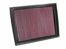 K&N Air Filter Element 33-2333 (Performance Replacement Panel Air Filter)