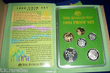 1994 Australian PROOF set. Year of the Family - TOP  set and good box