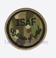 New Official MULTICAM / MTP   ISAF   Military Arm Patch