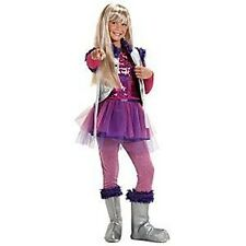 Disney girls Hannah Montana Miley Cyrus Diva Rock Halloween Dress costume NEW!