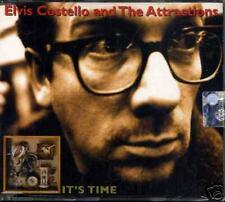 ELVIS COSTELLO - It's time        (CD Single Rare)