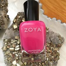 ZOYA Kelsey Nail Polish Lacquer Full Size Pink Cream Finish ZP921