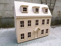 1/12 scale Dolls House Radcliff 6 room House KIT by Dolls House Direct