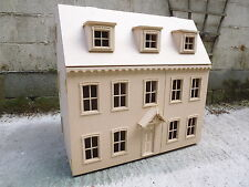 1/12 scale Dolls House  Radcliff 6 room House KIT By DHD  dolls house direct