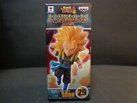 Banpresto GOGETA SS3 Figure Dragon Ball Heroes World Collectable  WCF Vol.7 029
