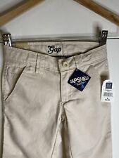 Gap Girls Khaki Pants Size 6 New slim Gap Shield Stain And Wrinkle Resistant 👖