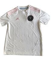 David Beckham Club Internaciinal De Fútbol Miami 2020 Shirt White & Pink Adidas