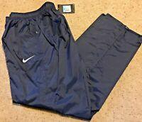 Nike Men's Foundation 12 Rain Pants Mesh Lined - Pack Away - 447467 419   Navy