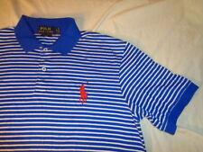 Men's Ralph Lauren Golf Polo Pro Fit Pima Cotton Short Sleeve Shirt Size Large