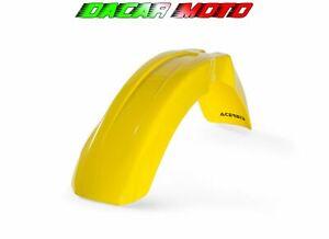 Guardabarros Delantero Amarillo ACERBIS Para Suzuki Drz 400S 2005 2006 2007 2008