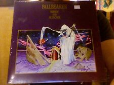 Pallbearer Sorrow and Extinction 2xLP new purple inside clear colored vinyl