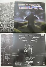 ESCAPE LP 1989 Original German Metal Enterprises, Collector (Axxis / Angel Dust)