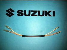 Suzuki T20 250cc Cuerno enlace plomo Cableado Arnés Nuevo * FREEPOST * parte # 38595-11000