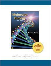 Molecular Biology by Robert F. Weaver (Paperback, 2011)