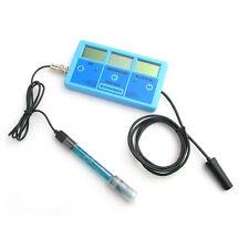 Misuratore/Monitor in continuo di pH e conducibilità EC/TDS/CF/°C (PHT-026)