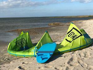 North Neo 7m kitesurfing kiteboarding kite