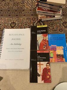 Renaissance Literature Book Bundle