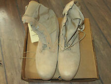 US Army Desert Combat Boots NEU Army Vibram Sohle Size 15,5 XW Gr. 51 Stiefel