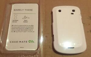 Case-Mate Tough Case CM014689 for Blackberry Bold 9900/9930 White